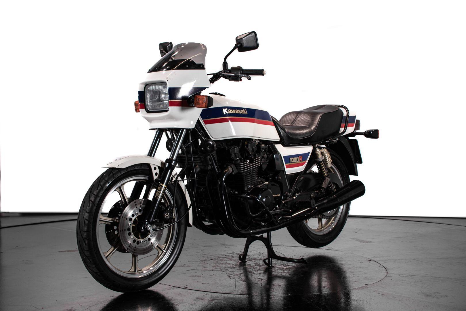1985 Kawasaki 1000 Z1R 84993