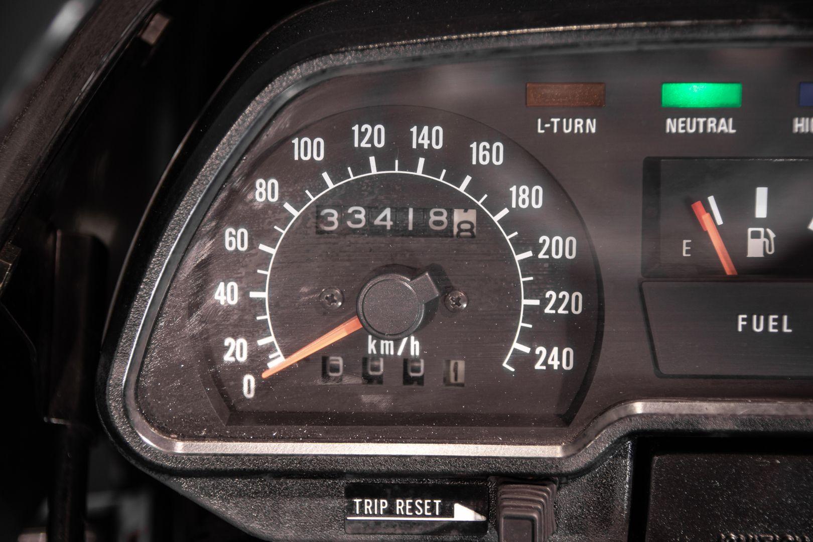 1985 Kawasaki 1000 Z1R 85016