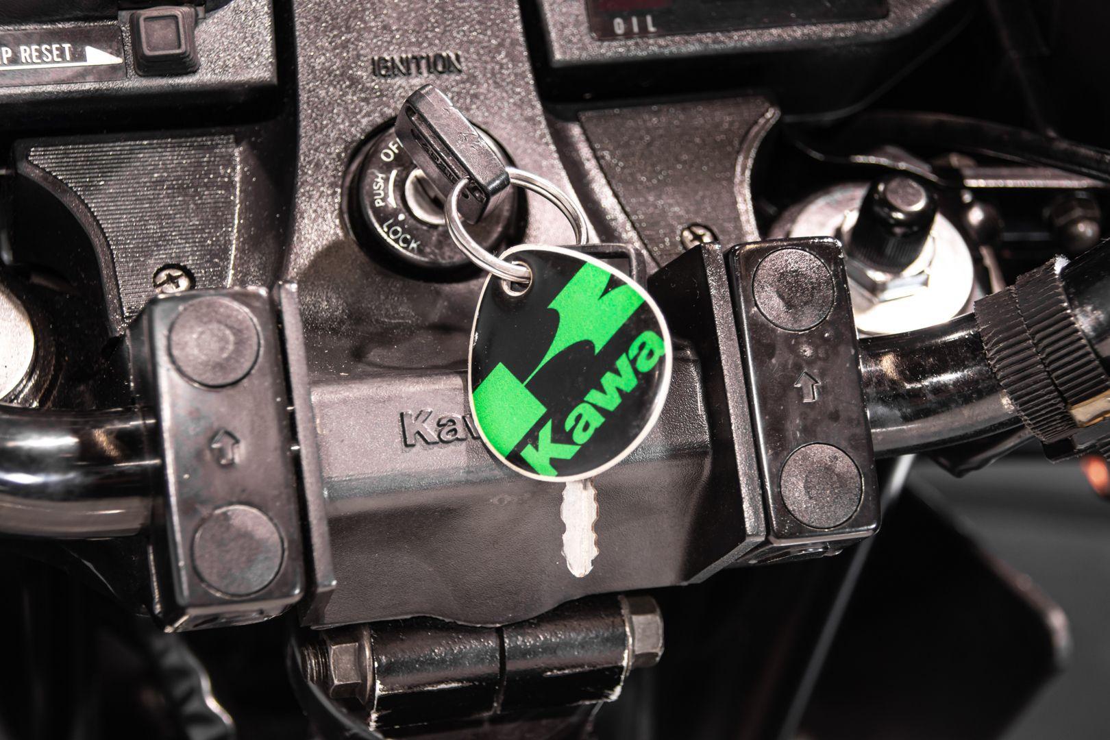 1985 Kawasaki 1000 Z1R 85018