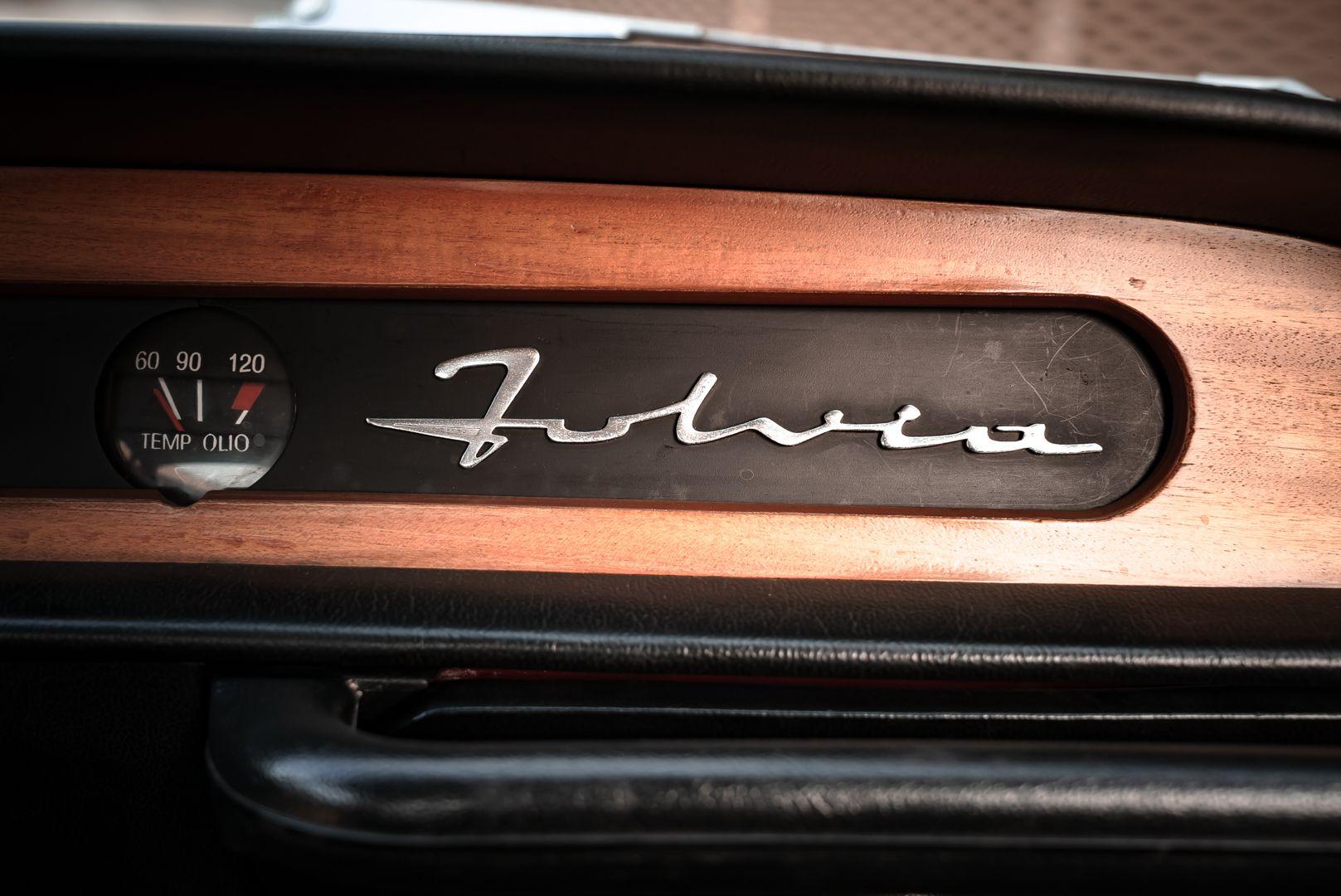 1968 Lancia Fulvia HF 1300 Rally 70695