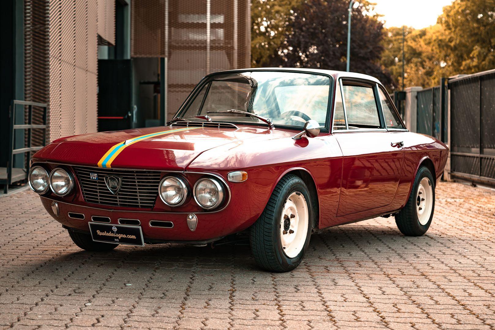 1968 Lancia Fulvia HF 1300 Rally 70665