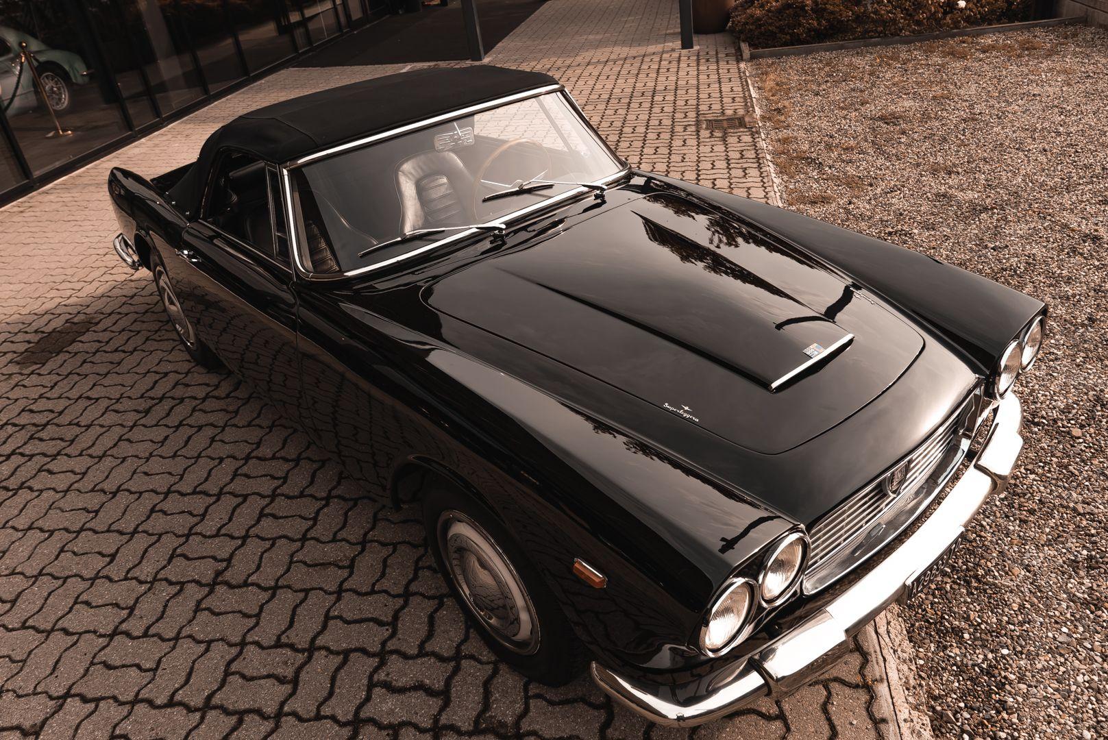 1968 Lancia Flaminia Touring Convertible 2800 3C 79136
