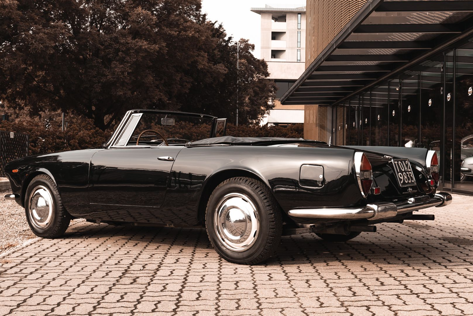 1968 Lancia Flaminia Touring Convertible 2800 3C 79120