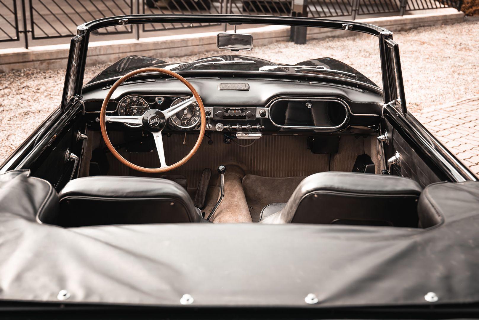 1968 Lancia Flaminia Touring Convertible 2800 3C 79138