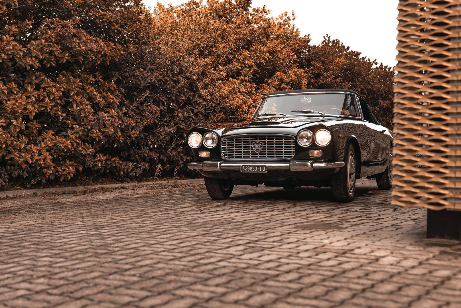 1968 Lancia Flaminia Touring Convertible 2800 3C 79169