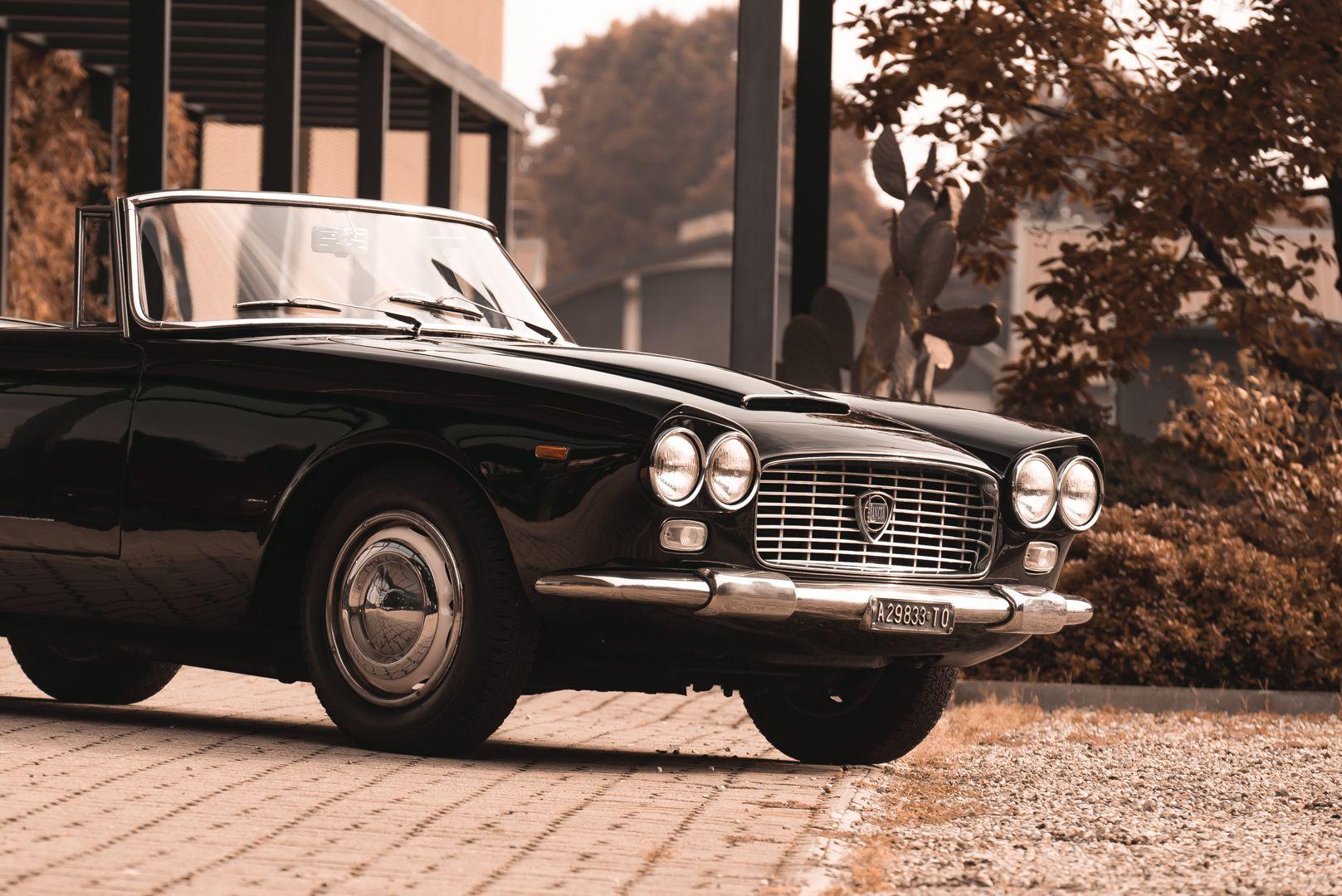 1968 Lancia Flaminia Touring Convertible 2800 3C 79130