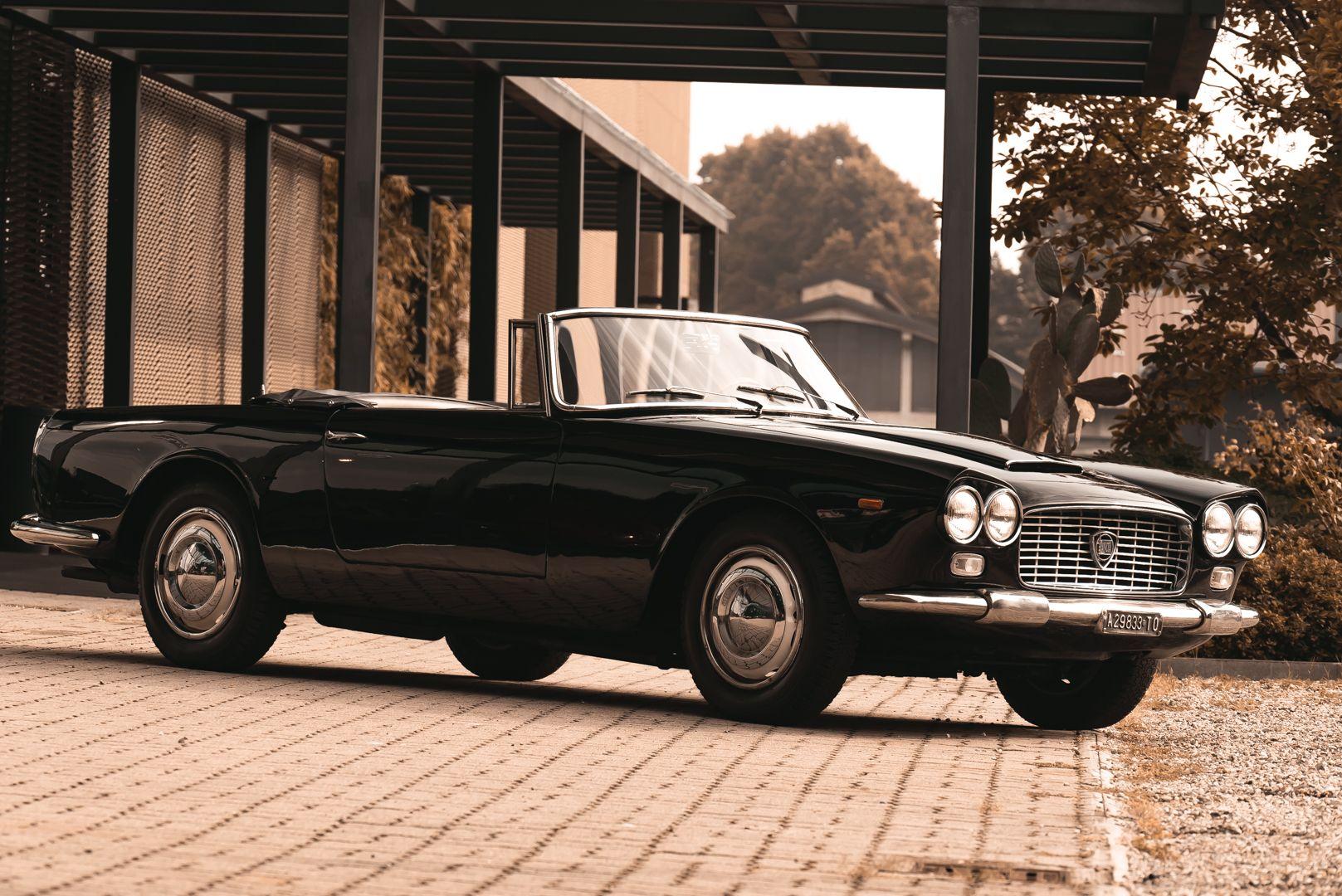 1968 Lancia Flaminia Touring Convertible 2800 3C 79117