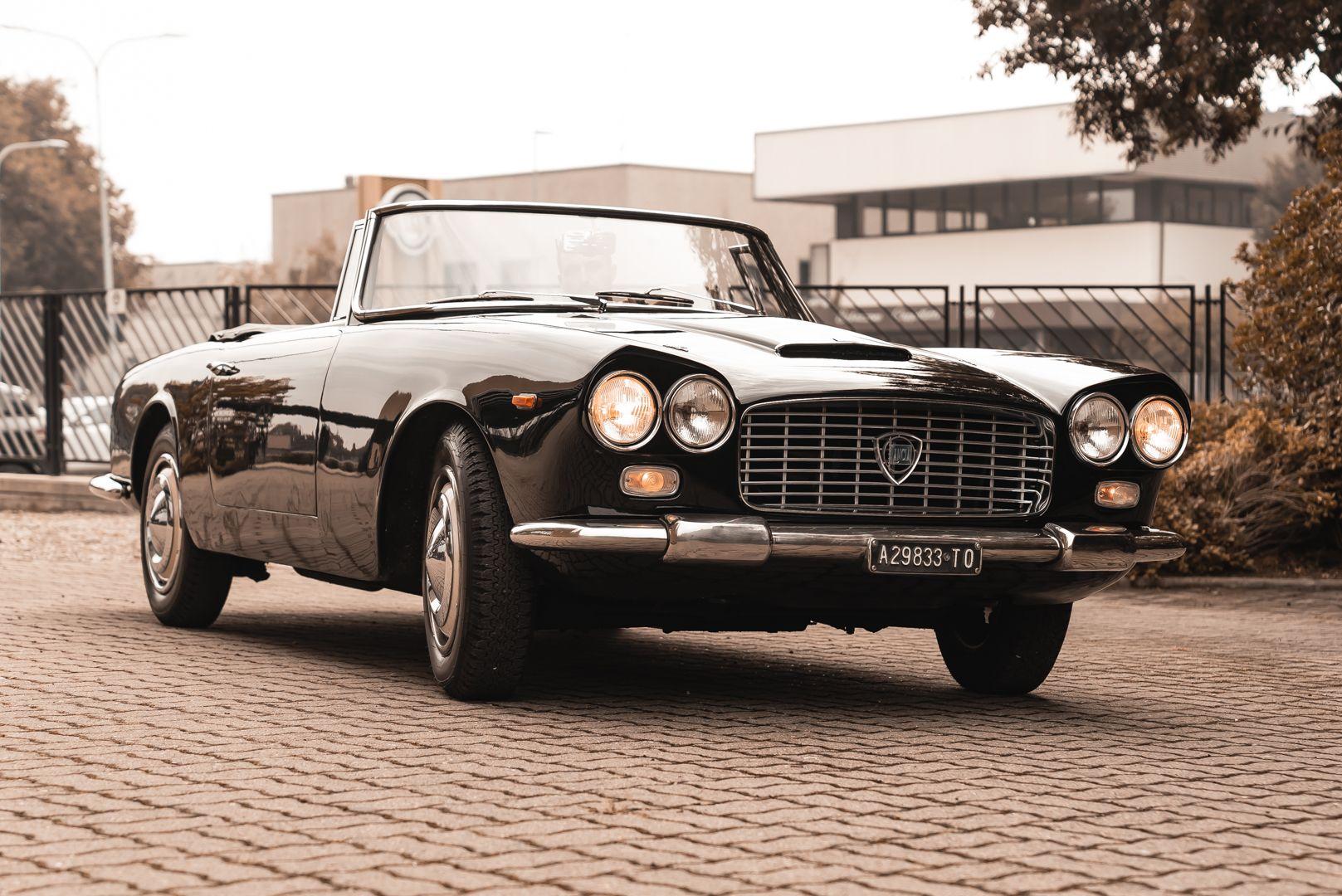 1968 Lancia Flaminia Touring Convertible 2800 3C 79173