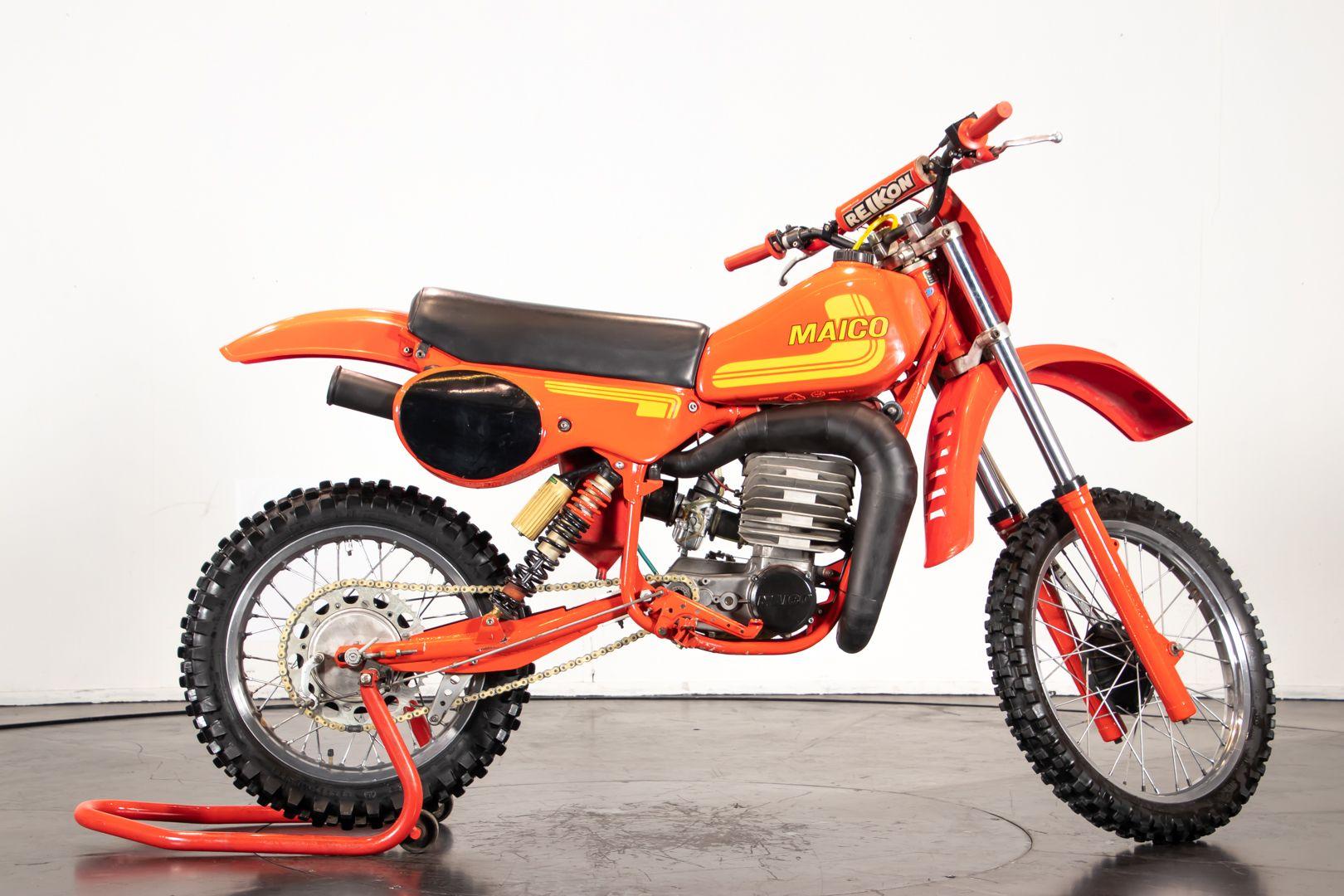 1981 Maico Cross 250 con motore 400 26817