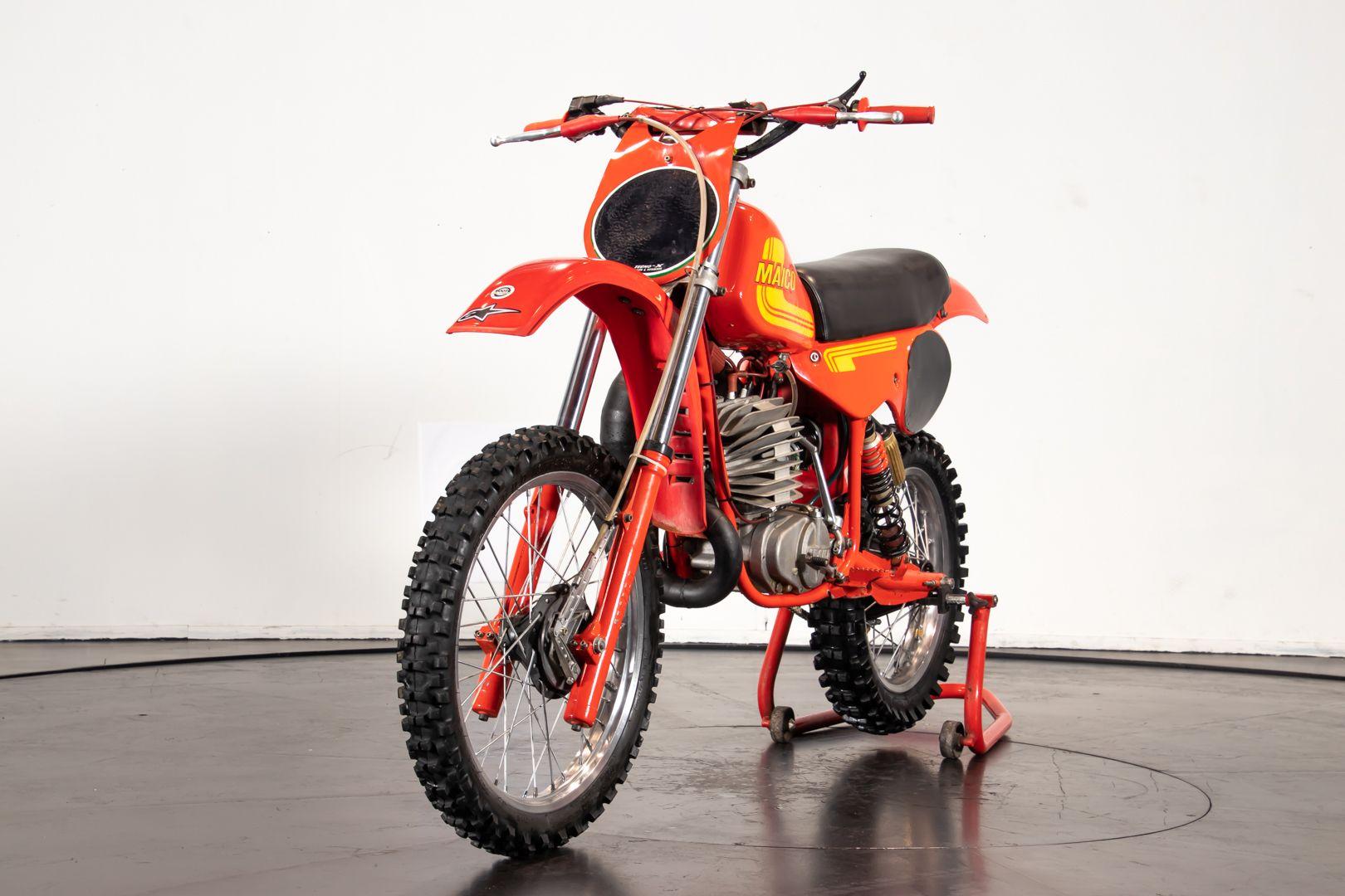 1981 Maico Cross 250 con motore 400 26816