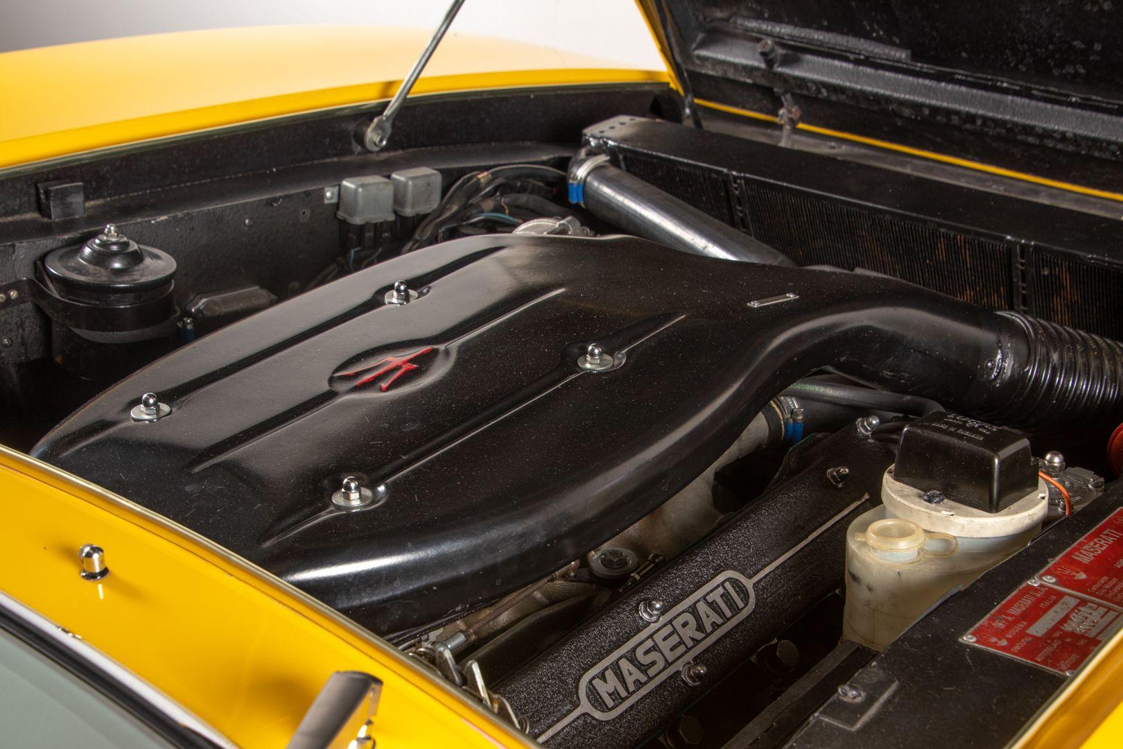 Maserati Ghibli Spider 23105
