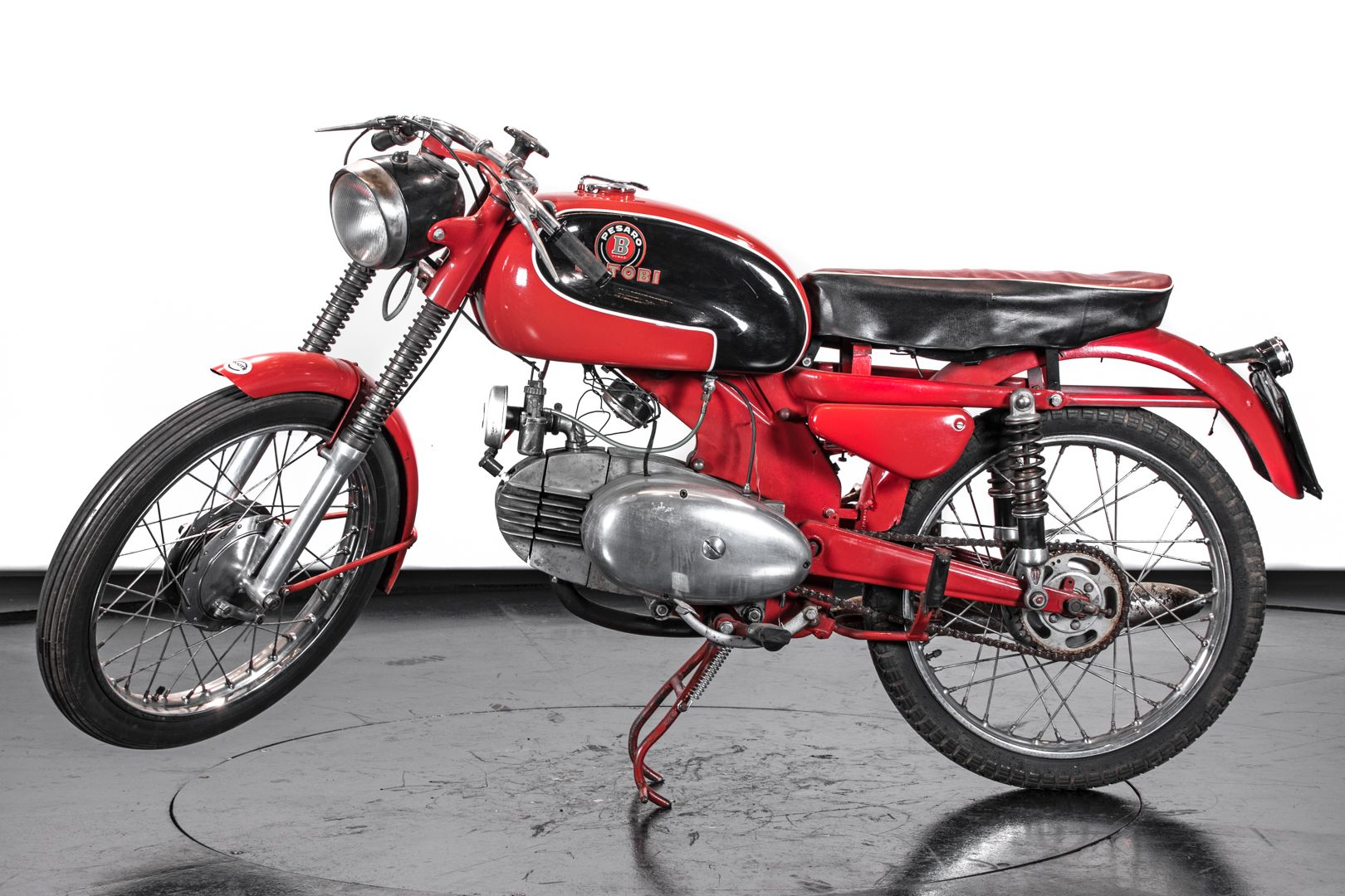 1954 Motobi 125 Ardizio Sport 75006