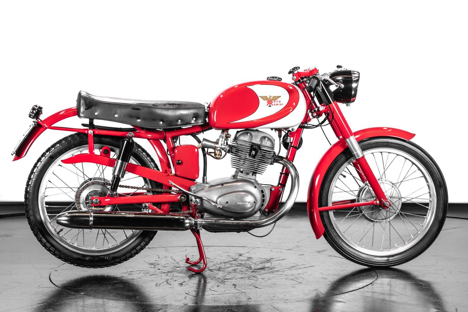 1958 Moto Morini S 175 78012