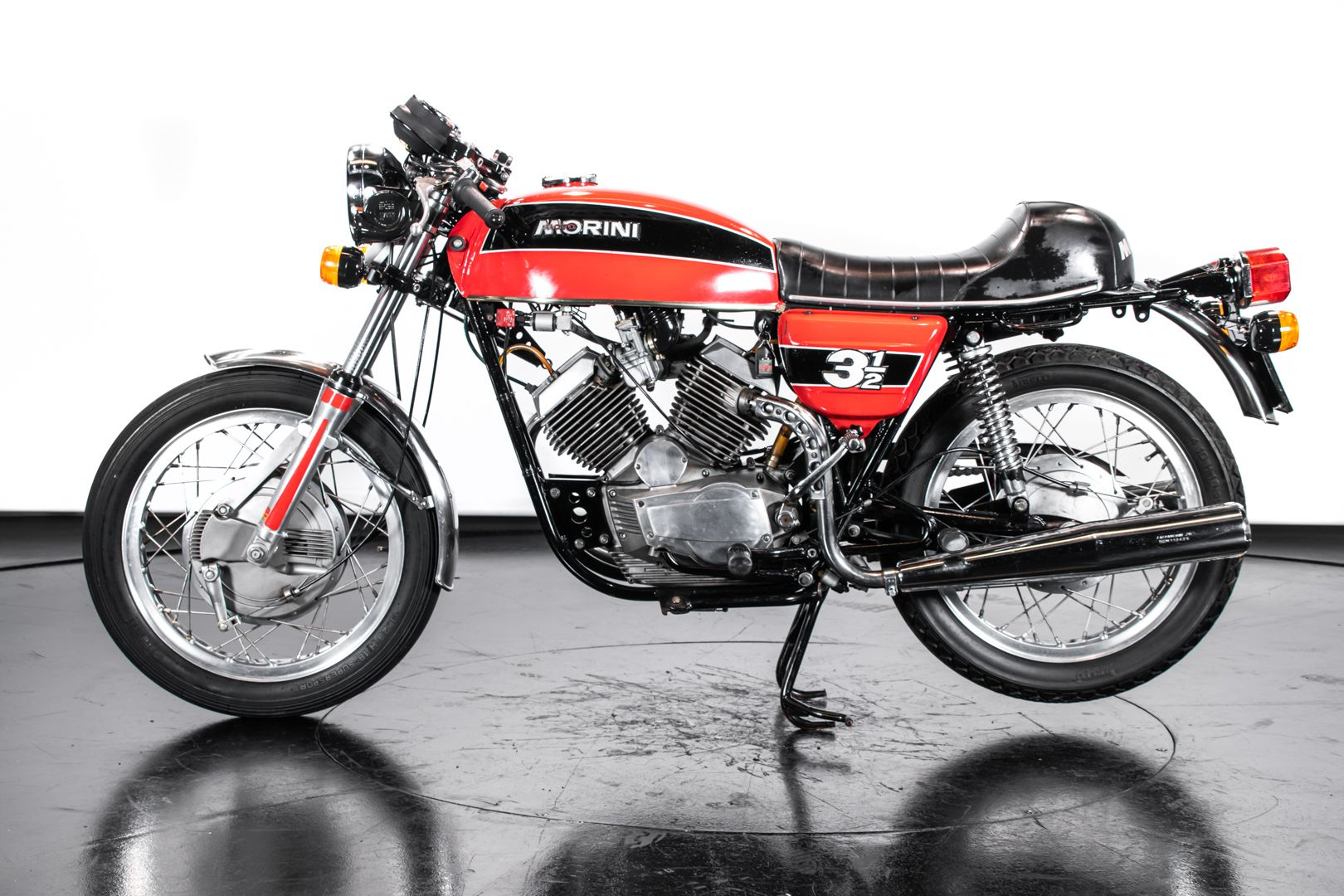 1975 Moto Morini Sport 350 78703