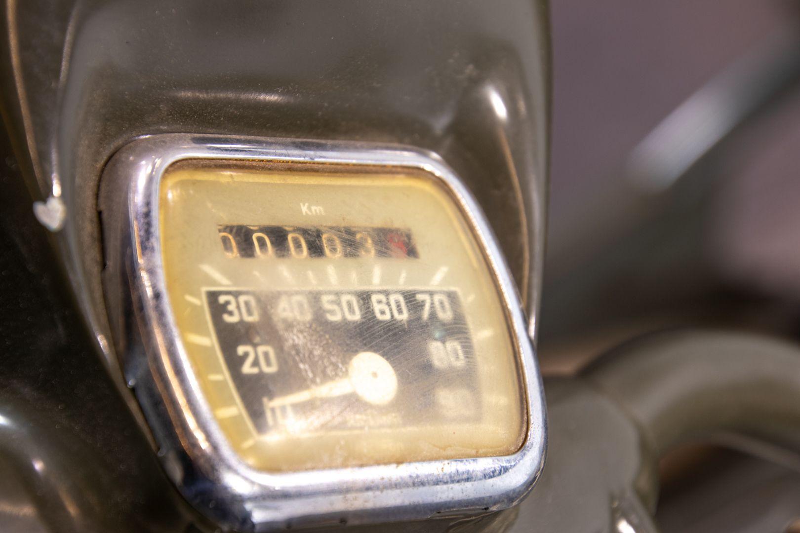 1956 Piaggio Vespa 150 TAP Militare 35234
