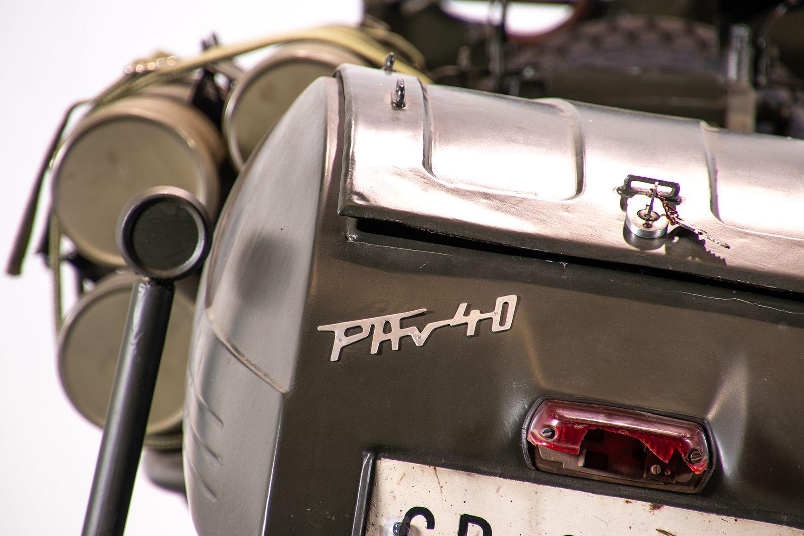 1956 Piaggio Vespa 150 TAP Militare 35391