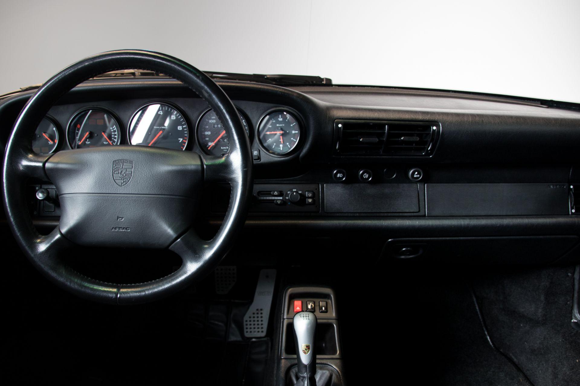 1995 Porsche 993 Carrera RS 4862