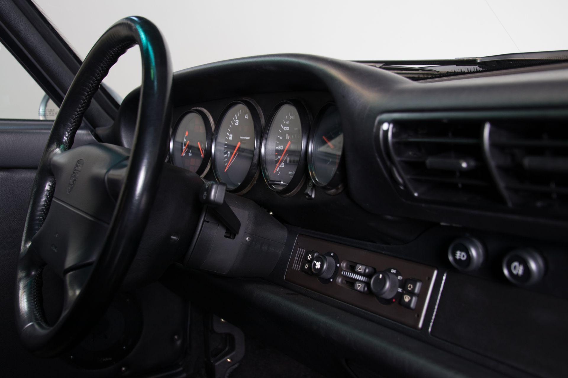 1995 Porsche 993 Carrera RS 4864