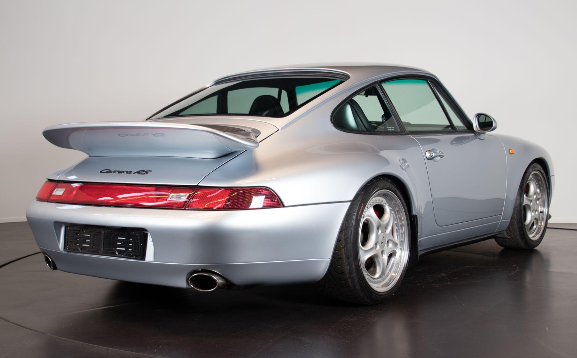 1995 Porsche 993 Carrera RS 4857