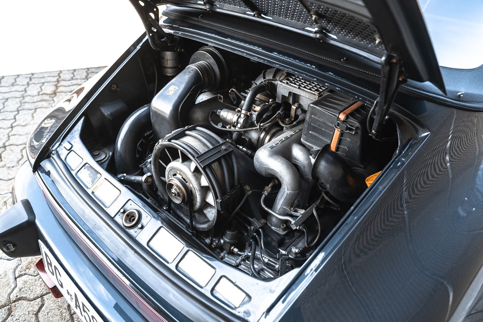 1986 Porsche 911 Carrera 3.2 Cabrio 70931
