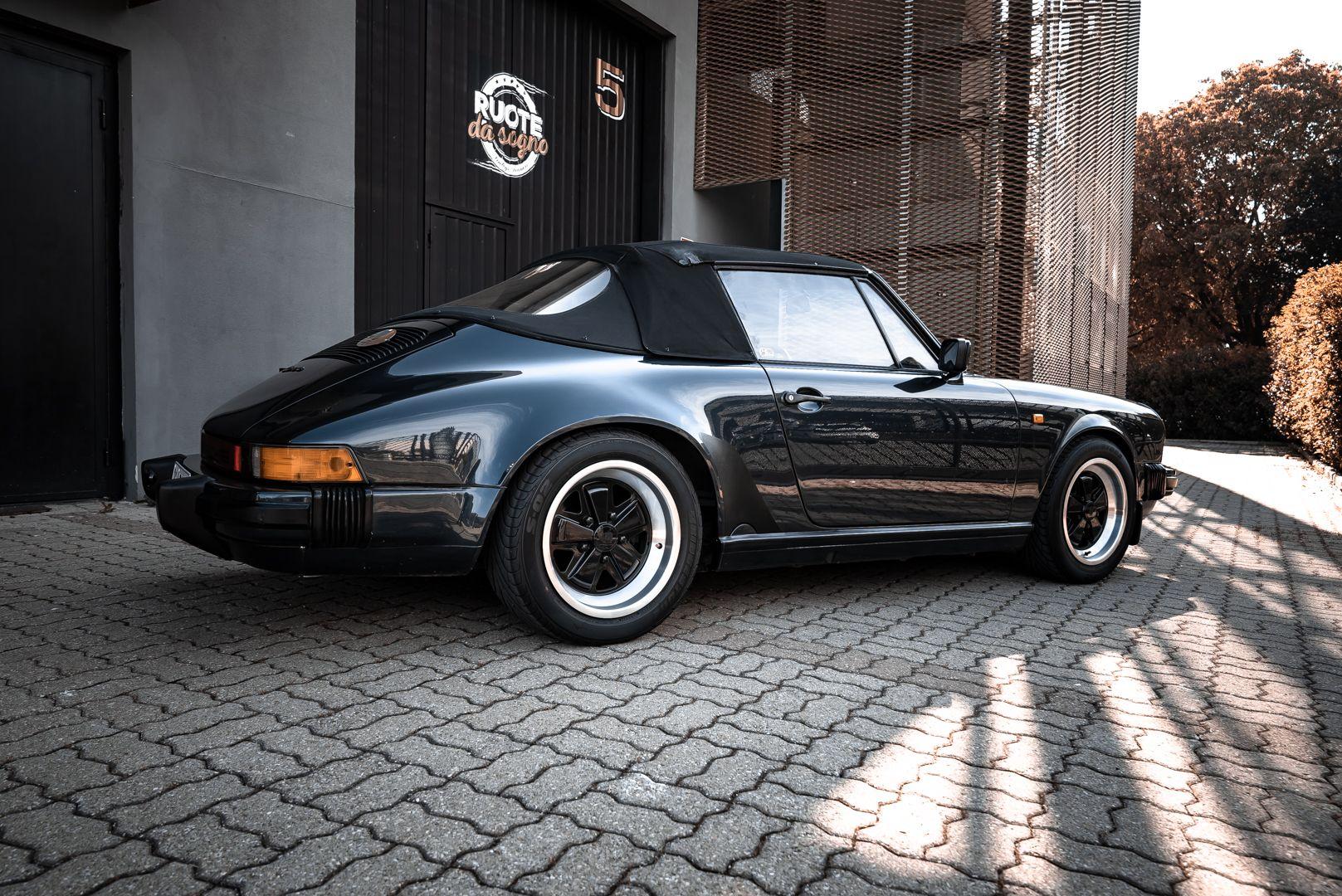 1986 Porsche 911 Carrera 3.2 Cabrio 70900