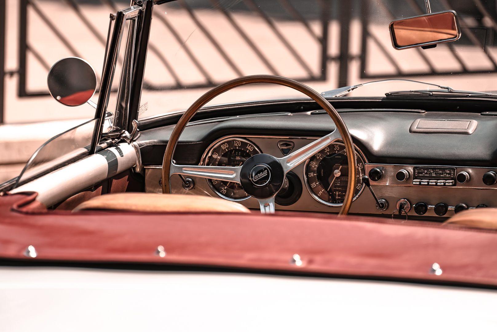 1963 Lancia Flaminia Touring Convertible 2500 3C  73161