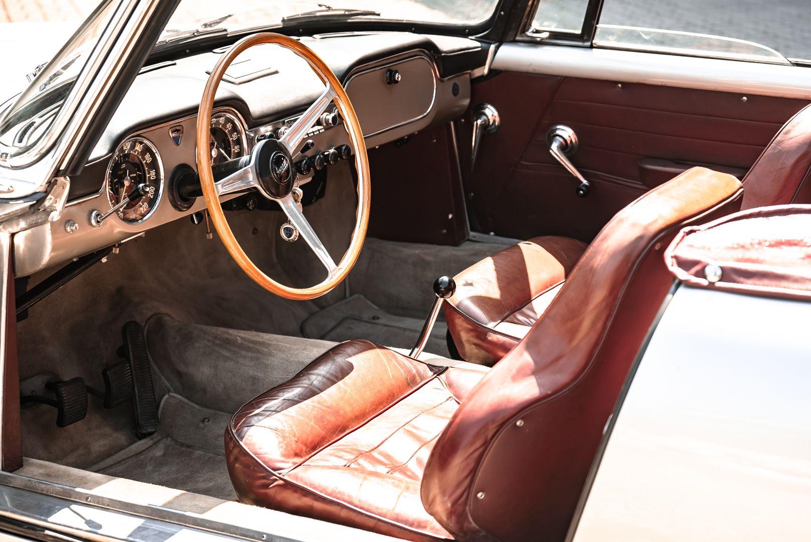1963 Lancia Flaminia Touring Convertible 2500 3C  73159