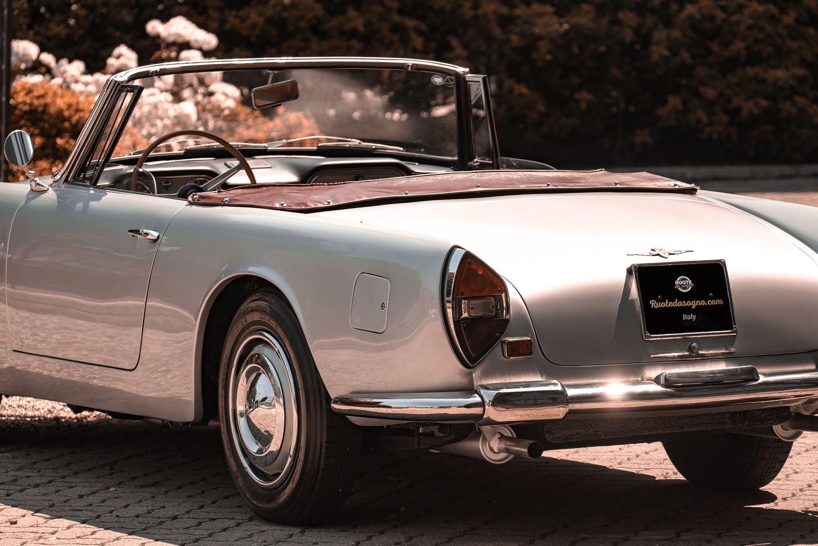 1963 Lancia Flaminia Touring Convertible 2500 3C  73147