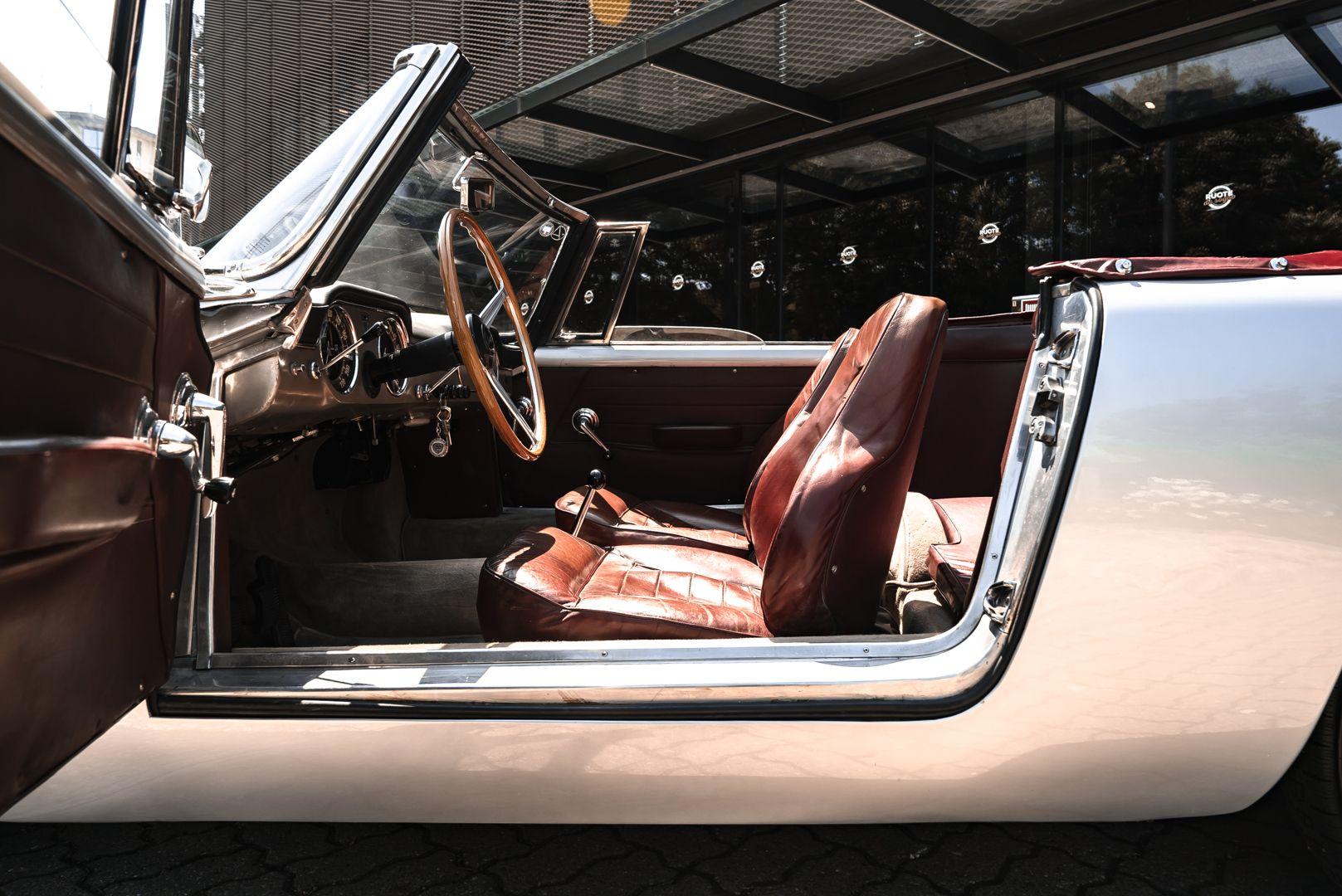 1963 Lancia Flaminia Touring Convertible 2500 3C  73158