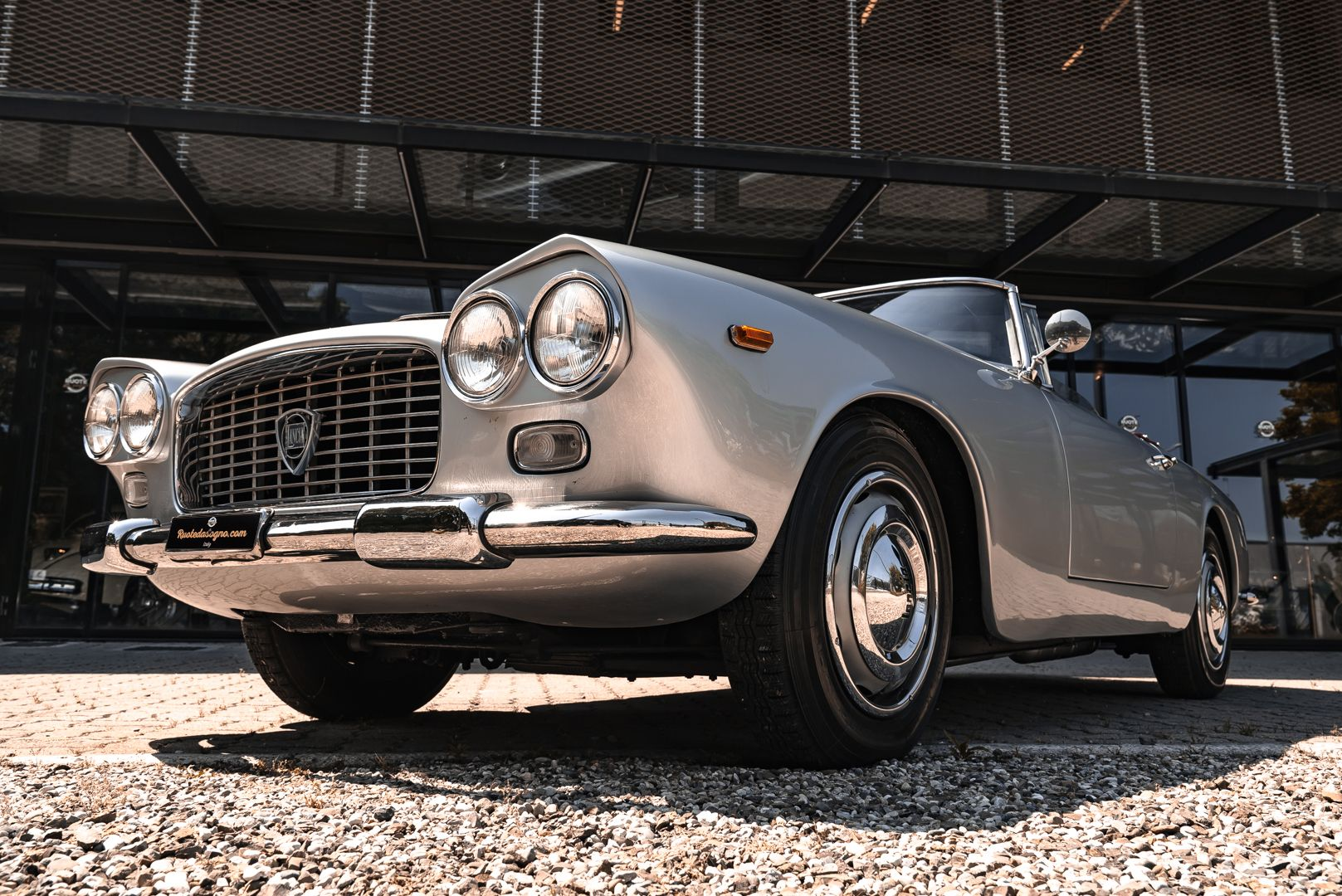 1963 Lancia Flaminia Touring Convertible 2500 3C  73145
