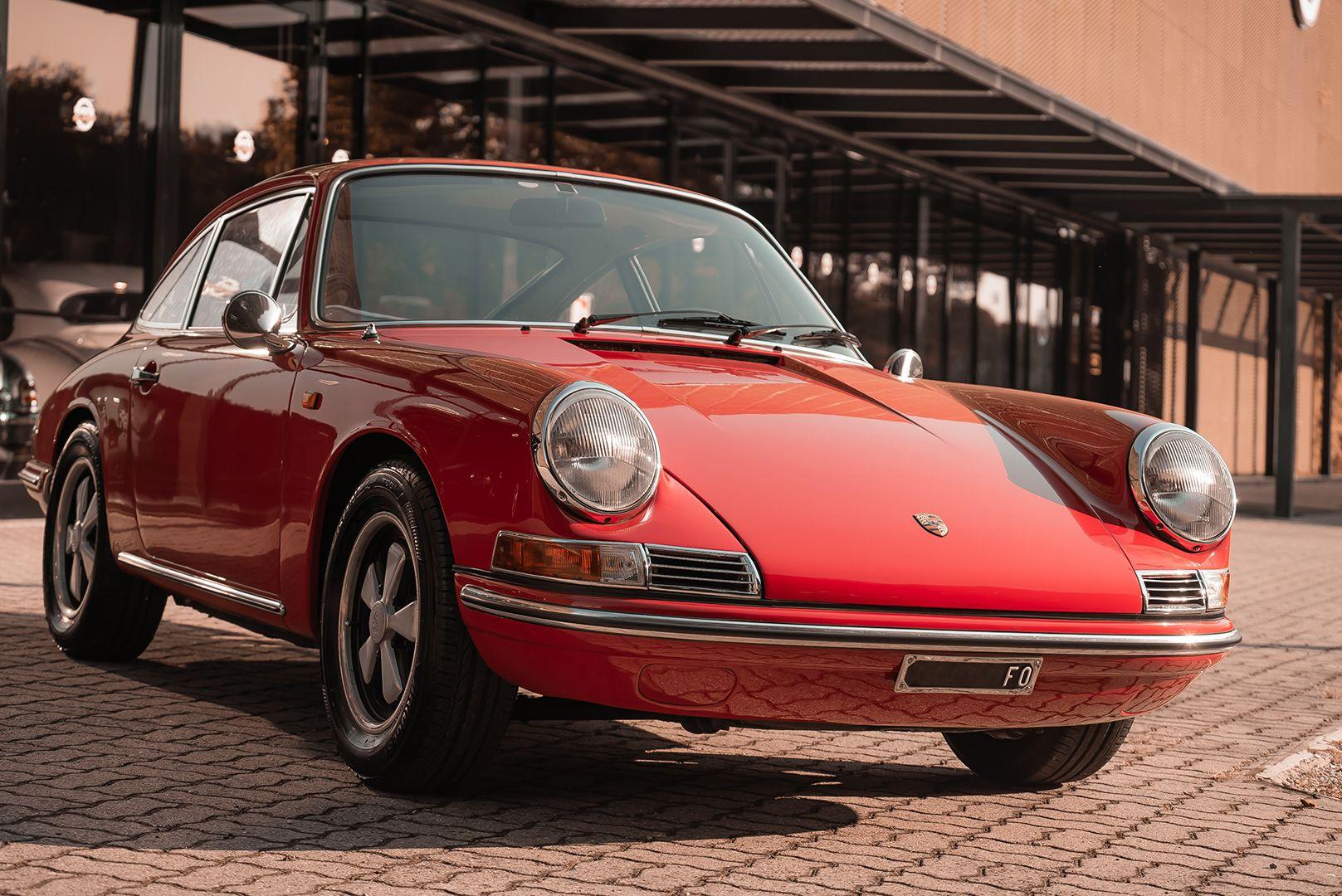 1967 Porsche 912 78621