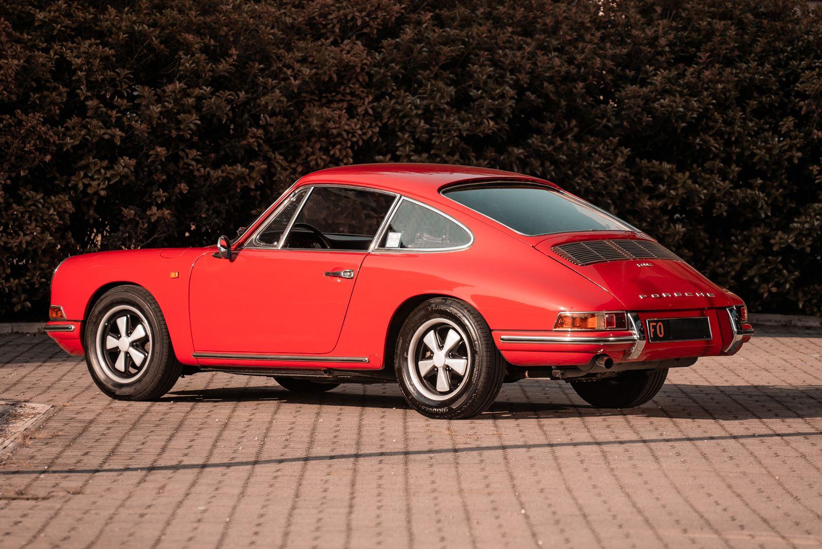 1967 Porsche 912 78618