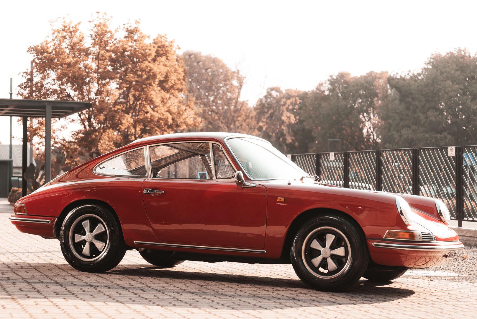 1967 Porsche 912 78622