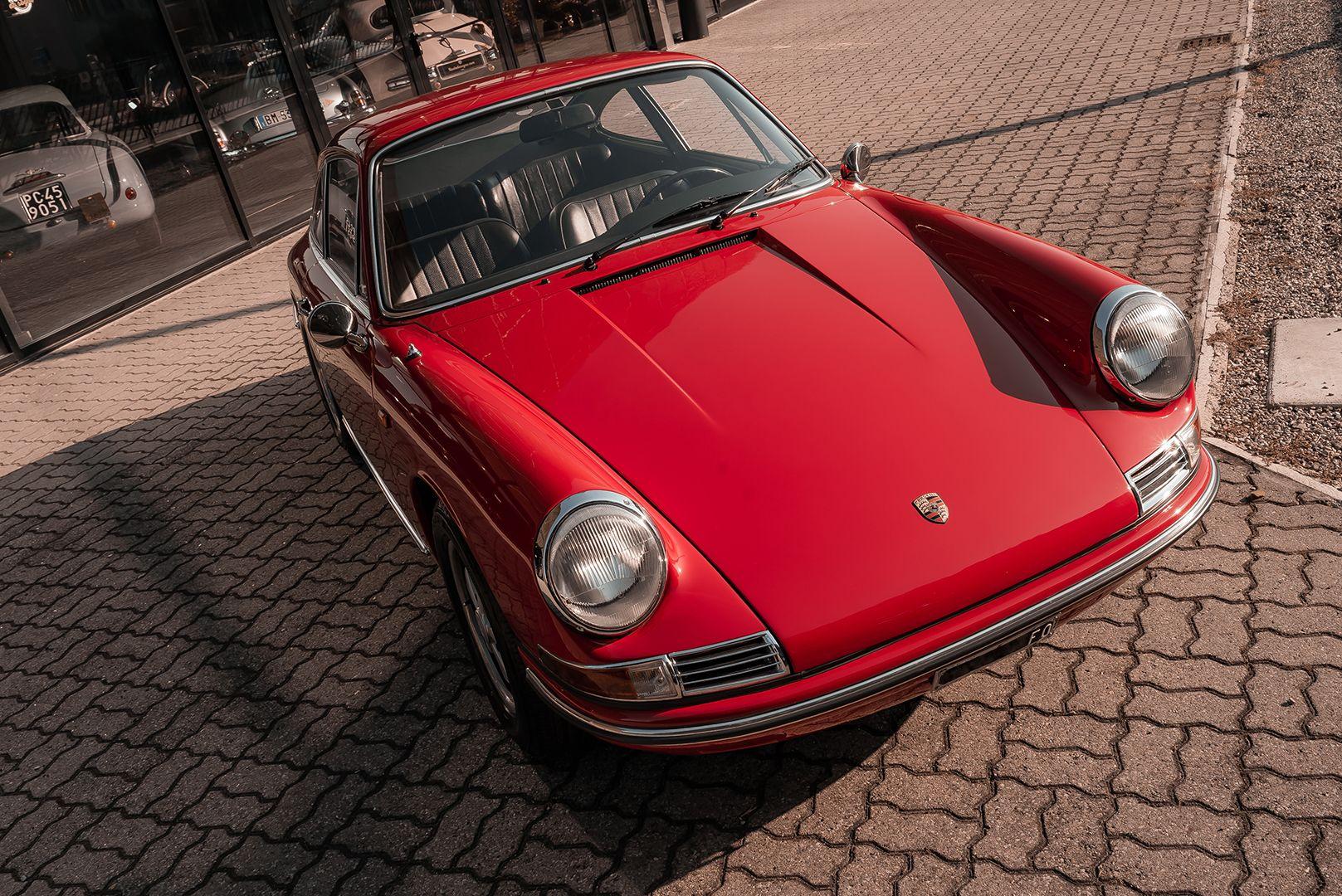 1967 Porsche 912 78624