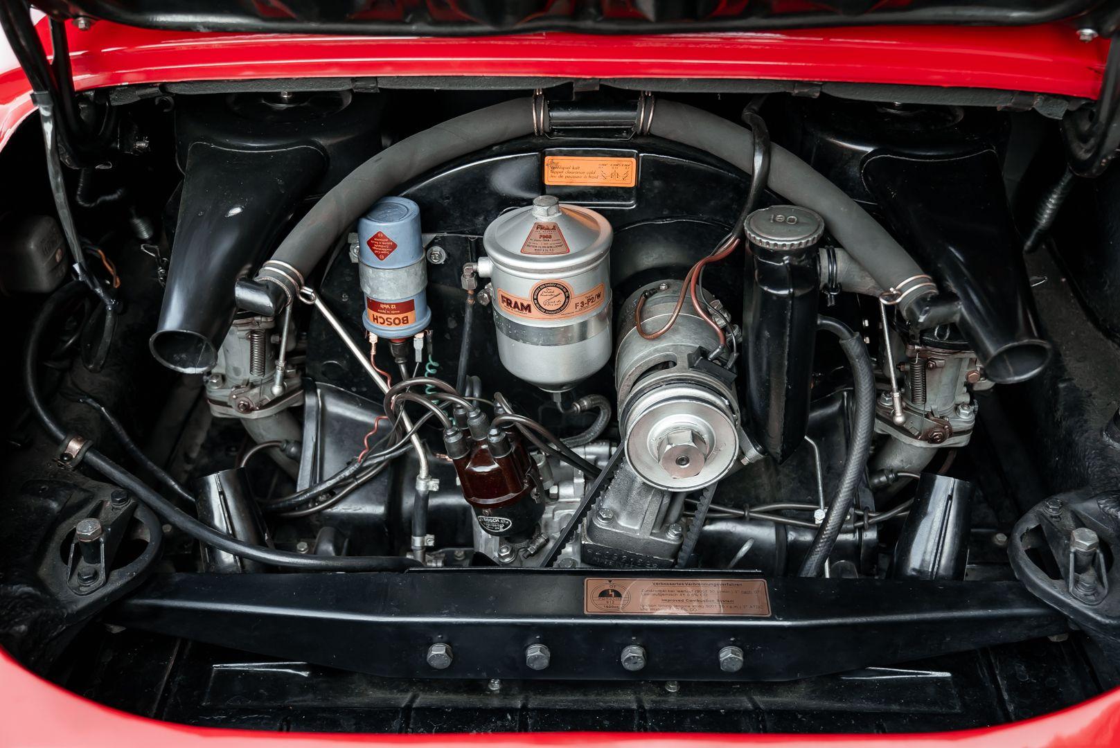 1967 Porsche 912 78656