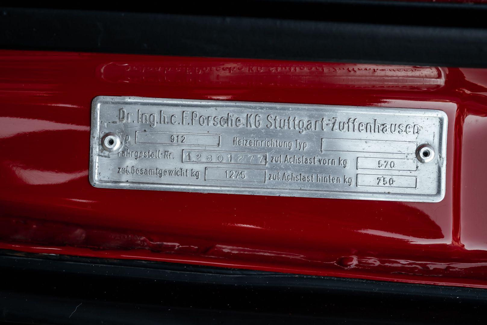 1967 Porsche 912 78664