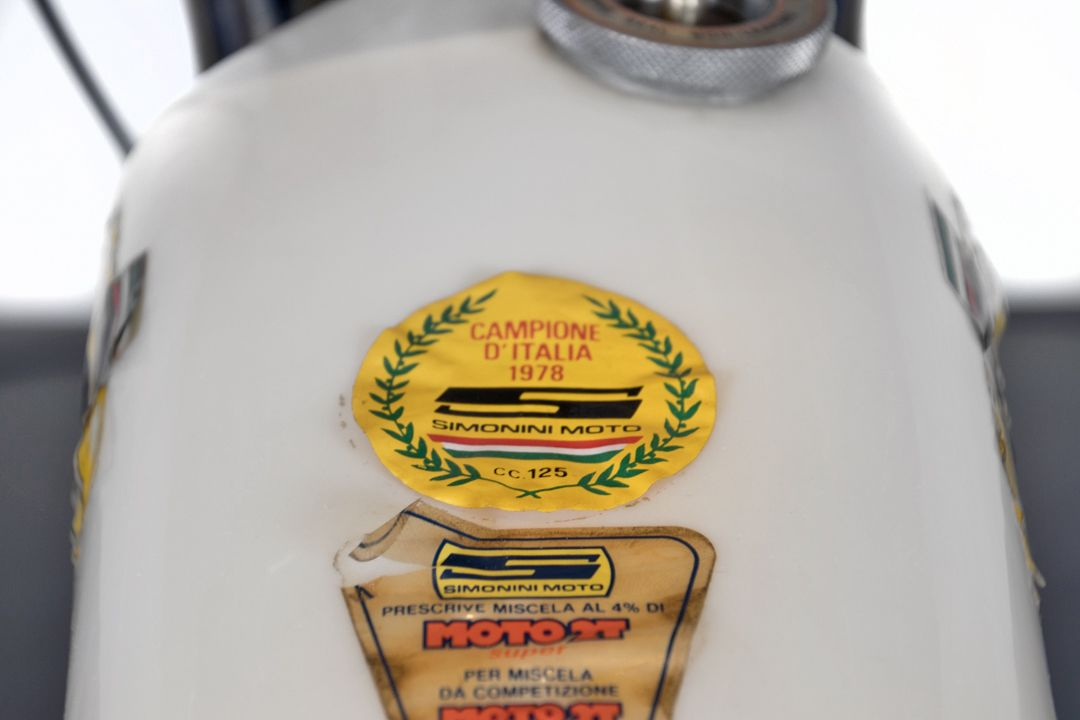 1979 Simonini Regolarità 50 Speed 38194