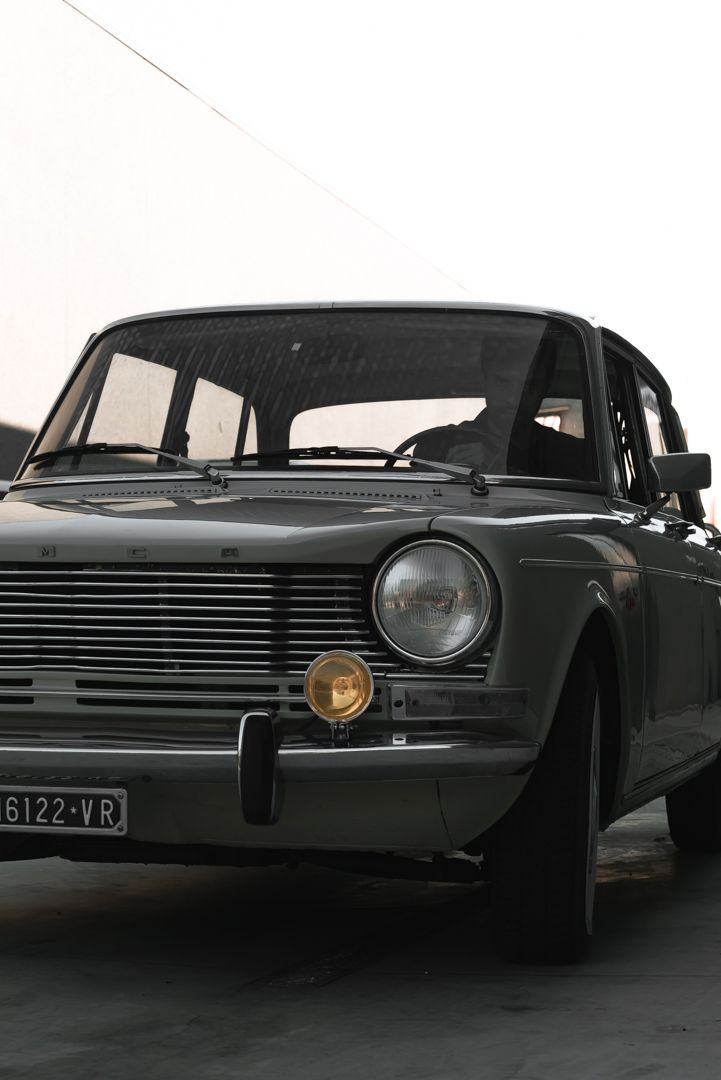 1969 Simca 1301 EL 81017