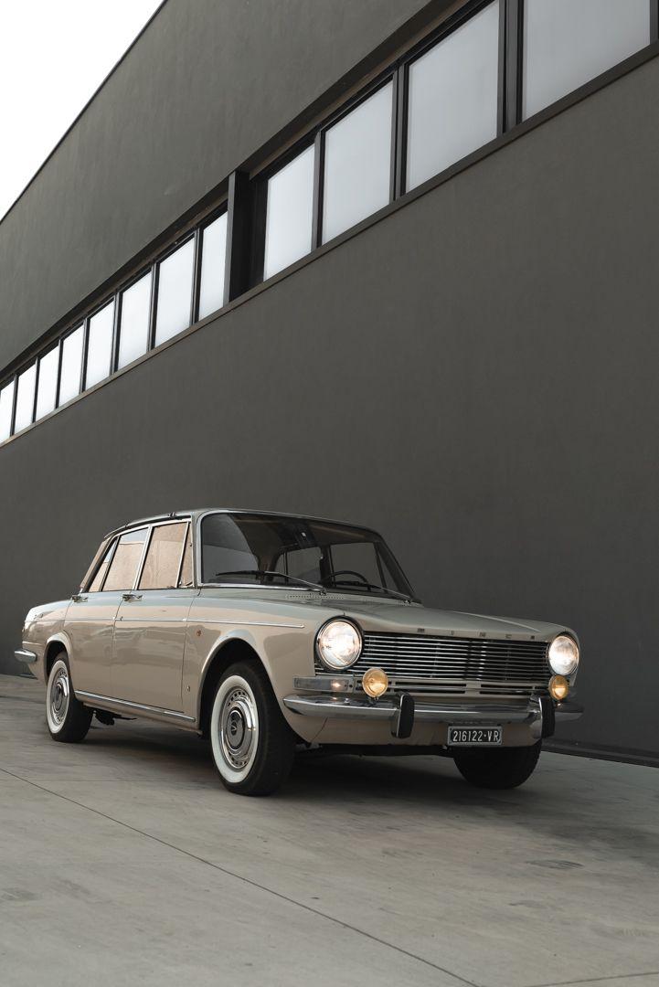 1969 Simca 1301 EL 81008