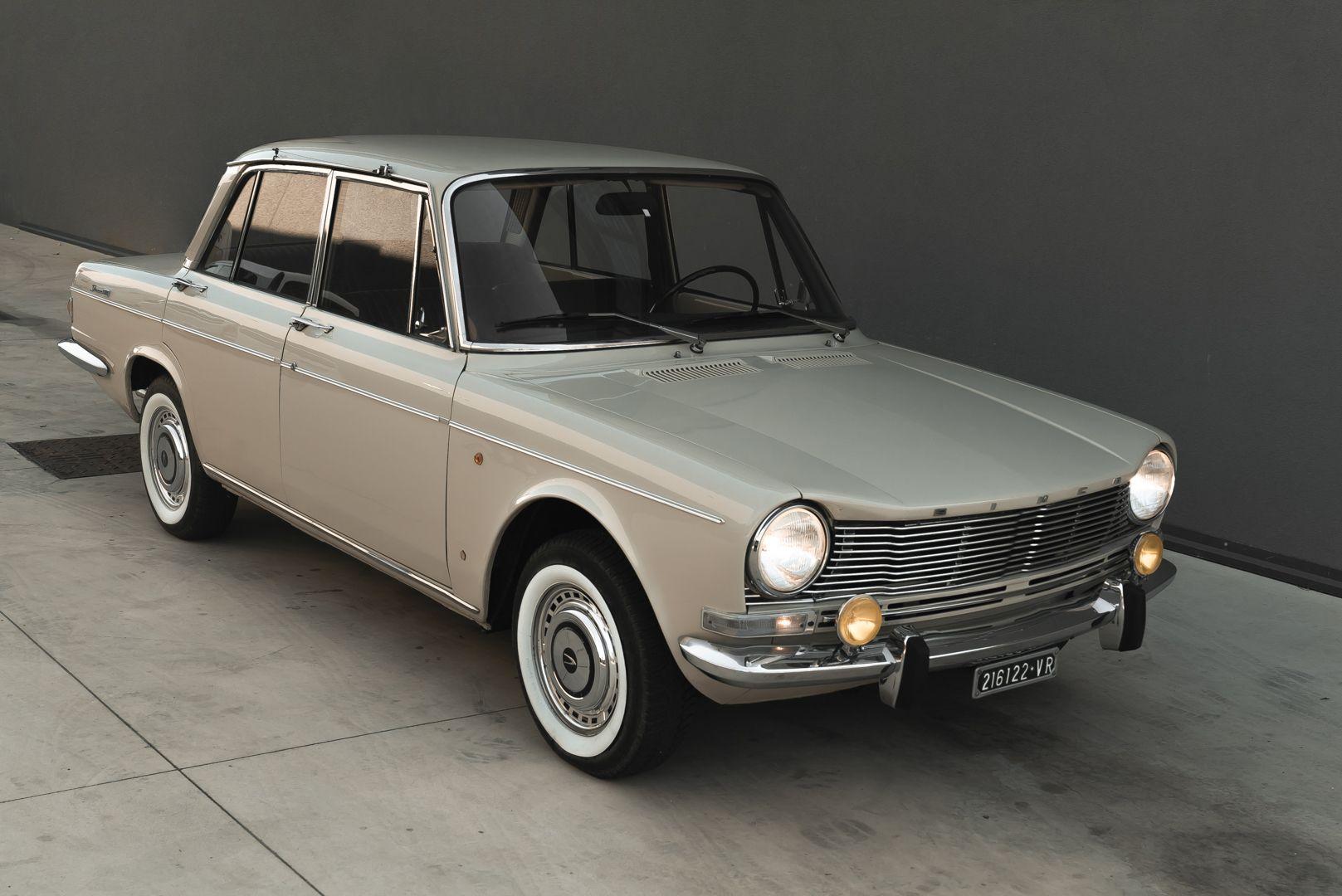 1969 Simca 1301 EL 81028