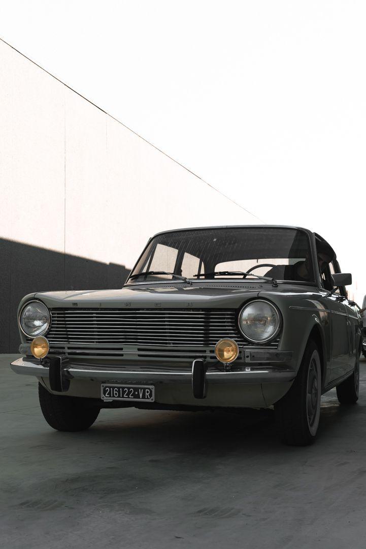 1969 Simca 1301 EL 81016