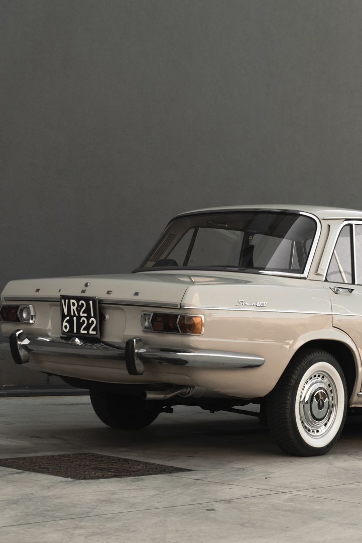 1969 Simca 1301 EL 81034