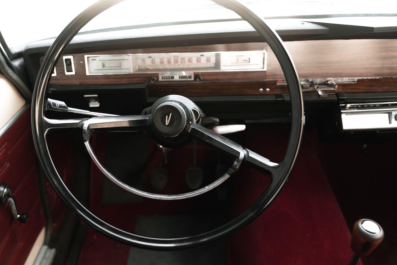 1969 Simca 1301 EL 81042