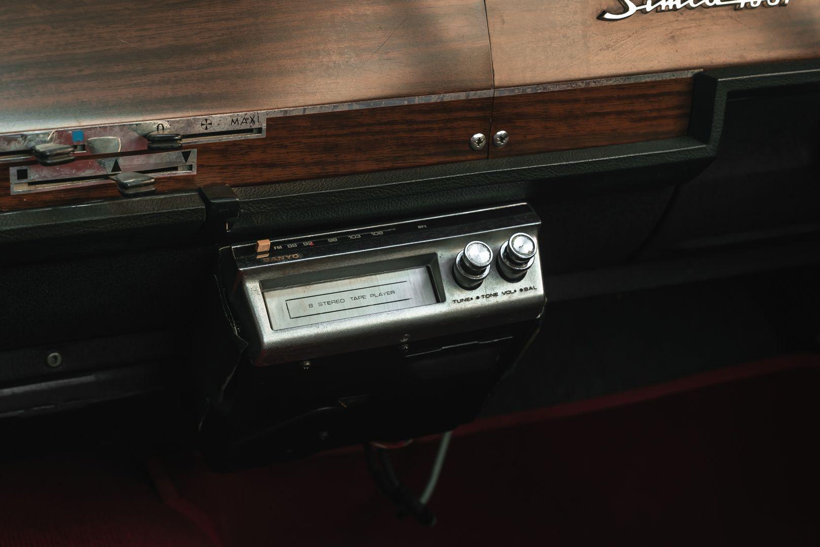 1969 Simca 1301 EL 81046