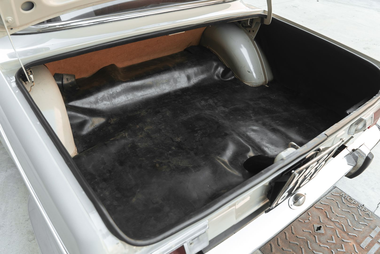 1969 Simca 1301 EL 81052