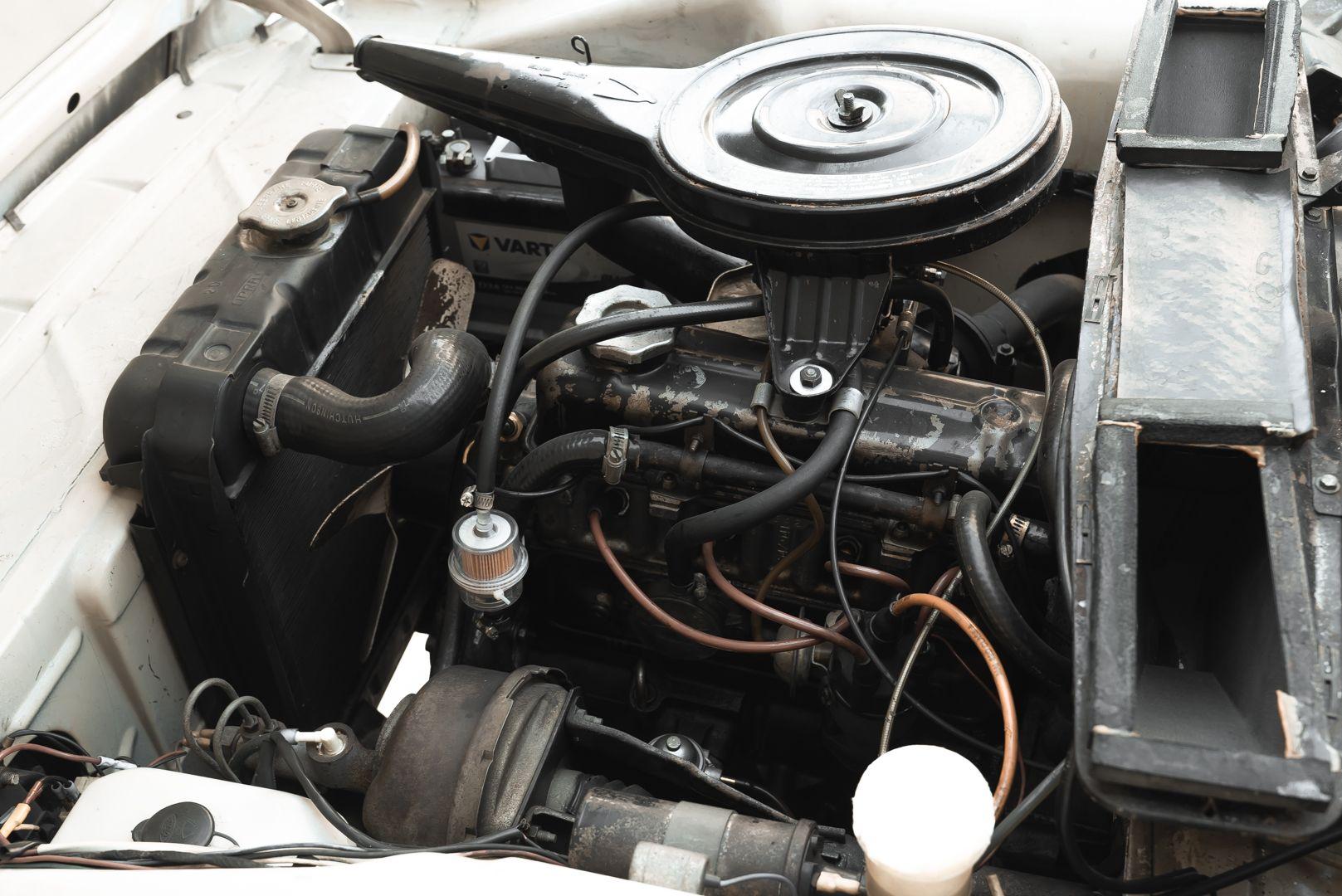 1969 Simca 1301 EL 81058