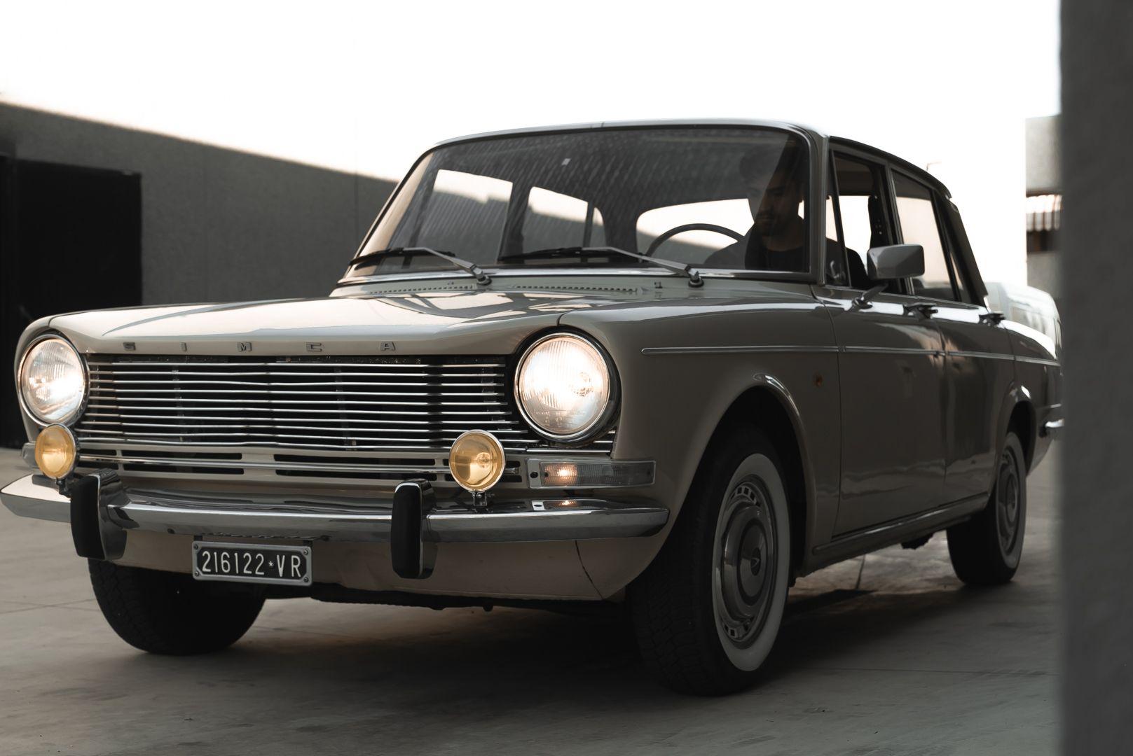 1969 Simca 1301 EL 81007