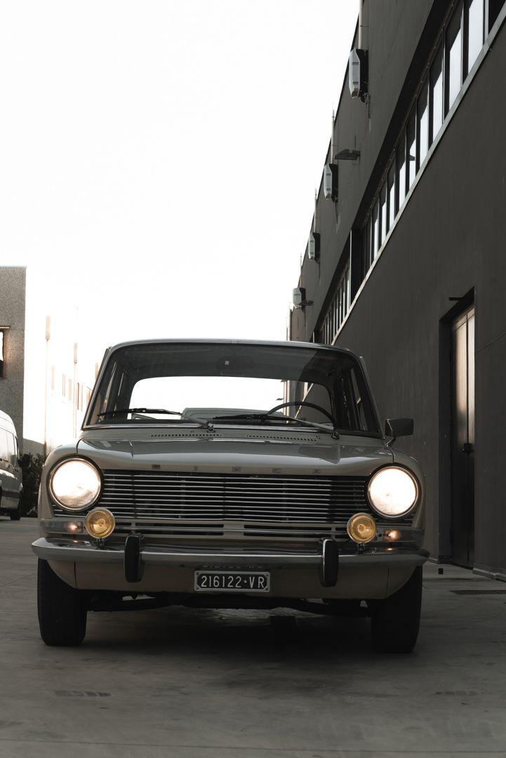 1969 Simca 1301 EL 81020