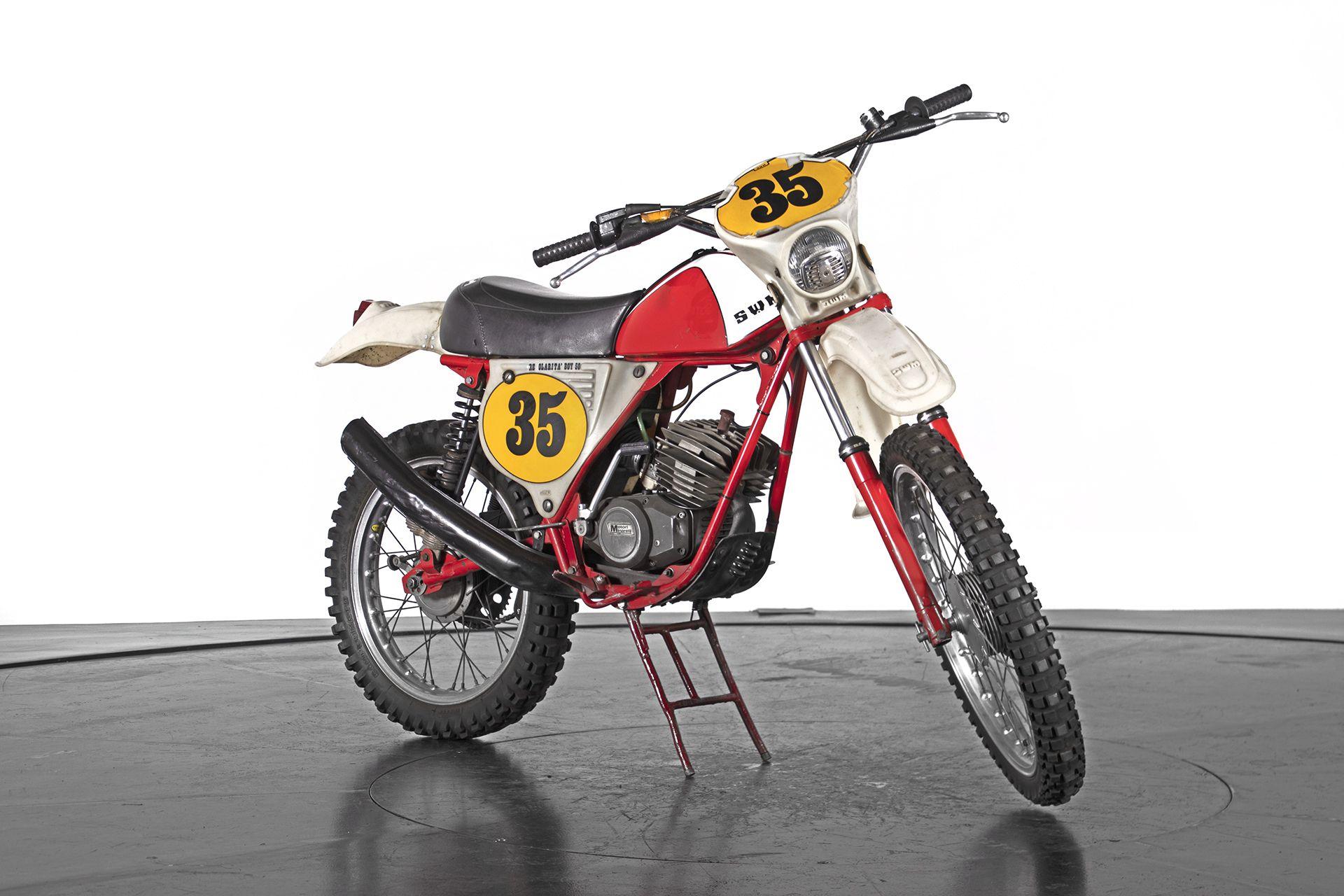1979 SWM REGOLARITà 50 BOY 52474