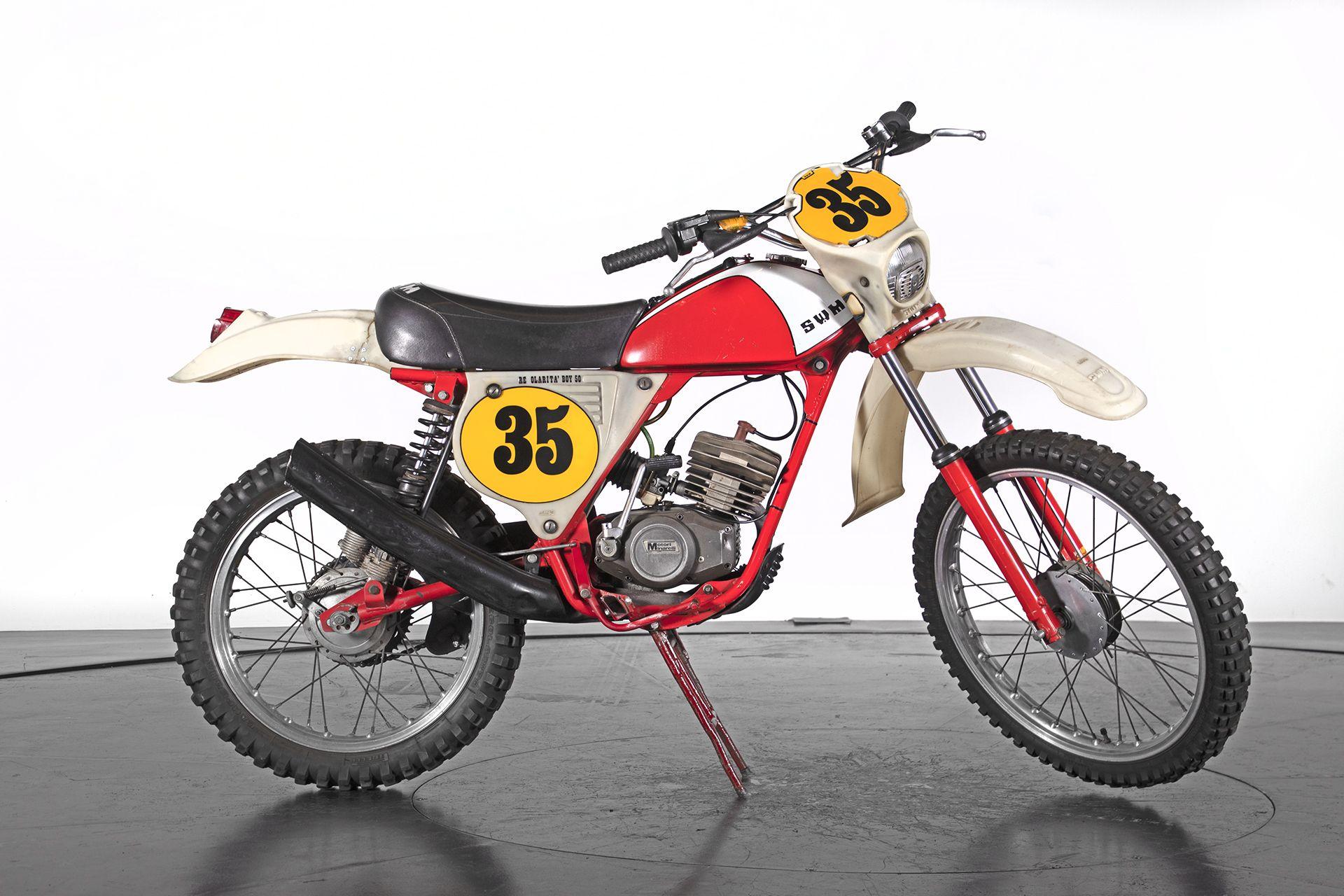 1979 SWM REGOLARITà 50 BOY 52478